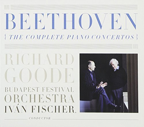 Richard Goode Complete Beethoven Piano Conce Import Eu 3 CD