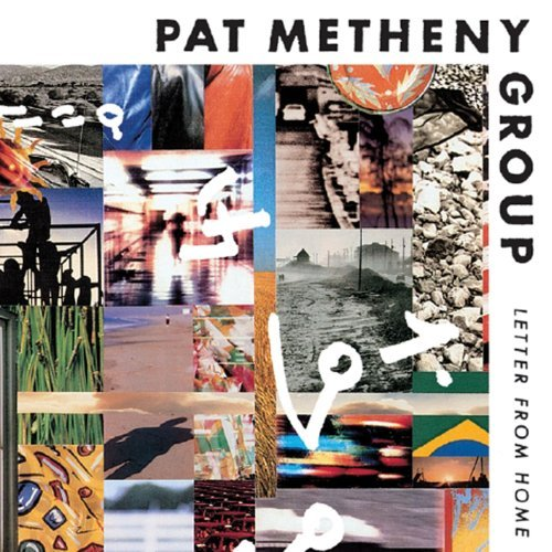 Pat Group Metheny Letter From Home Import Eu