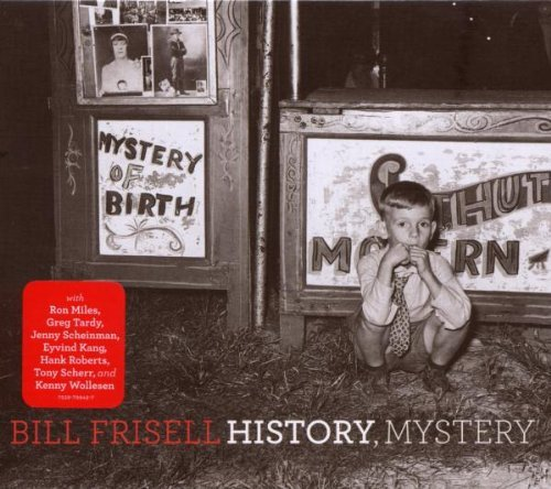 Bill Frisell History Mystery 2 CD Set