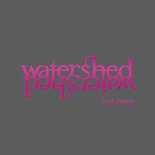 K.D. Lang Watershed Lmtd Ed. Enhanced CD 2 CD Set Incl. Booklet
