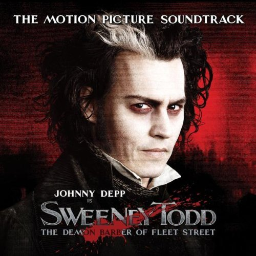 Sweeney Todd The Demon Barber Soundtrack Enhanced CD Deluxe Version