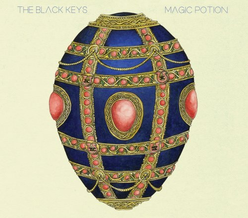 Black Keys Magic Potion