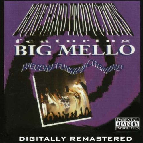 Big Mello Wegonefunkwichamind Explicit Version Remastered