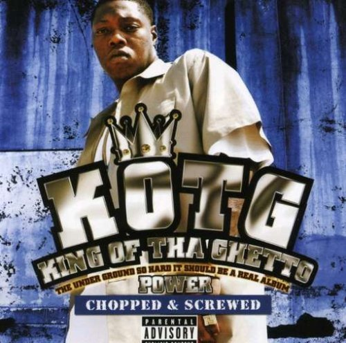 Z Ro Power Chopped & Screwed Explicit Version Screwed Version