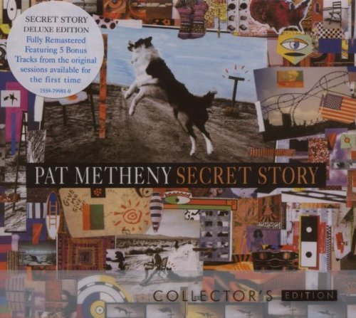 Pat Metheny Secret Story 2 CD Set