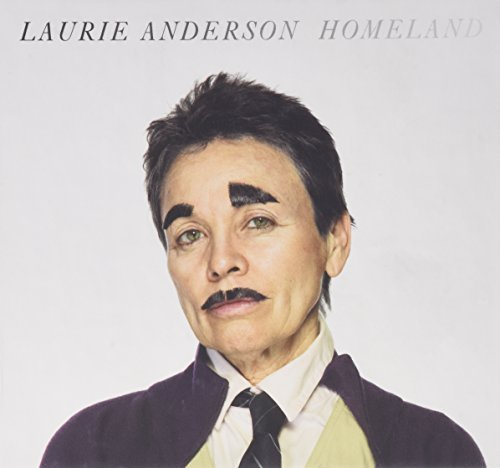 Laurie Anderson Homeland Incl. DVD