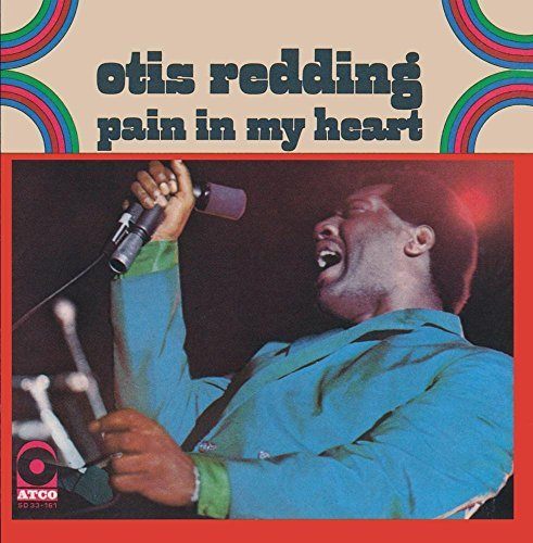 Otis Redding Pain In My Heart CD R