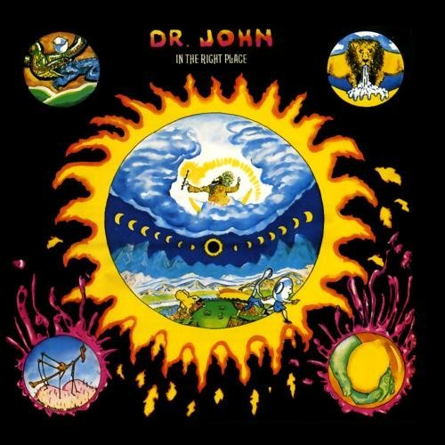 Dr. John In The Right Place CD R