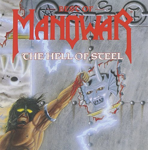Manowar Best Of The Hell Of Steel Import Eu