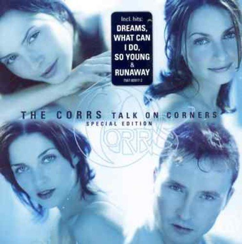 Corrs Talk On Corners Import Gbr Incl. Bonus Tracks