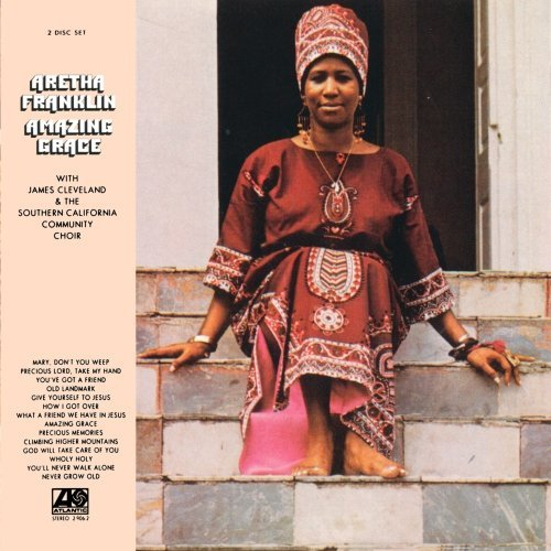 Franklin Aretha Amazing Grace 2 CD Set
