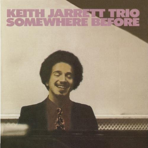 Keith Jarrett Somewhere Before CD R