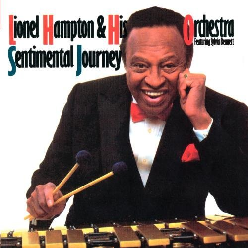 Lionel Hampton Sentimental Journey CD R