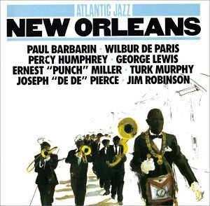 Atlantic Jazz New Orleans CD R Atlantic Jazz
