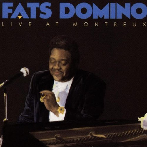 Fats Domino Live At Montreux CD R