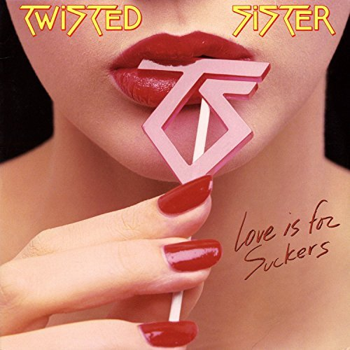 Twisted Sister Love Is For Suckers Import Deu