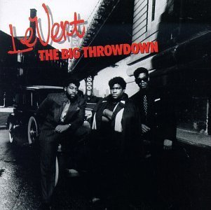 Levert Big Throwdown CD R