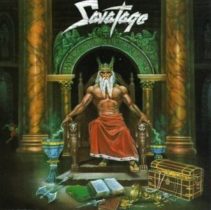 Savatage Hall Of The Mountain King