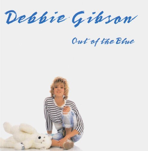Debbie Gibson Out Of The Blue CD R