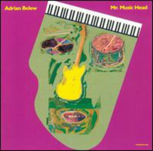 Adrian Belew Mr. Music Head