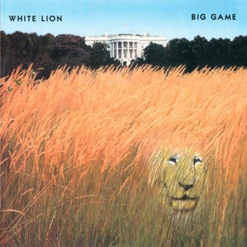 White Lion Big Game CD R