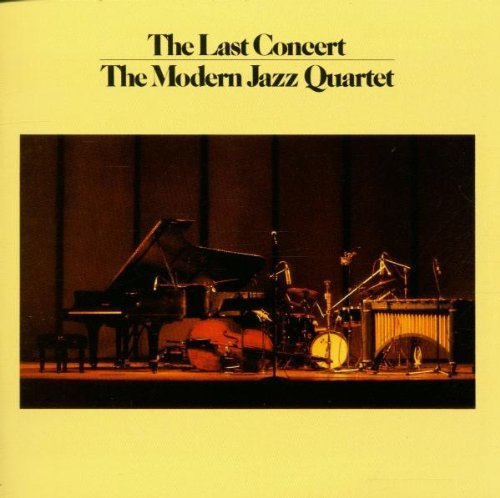 Modern Jazz Quartet Complete Last Concert 2 CD Set