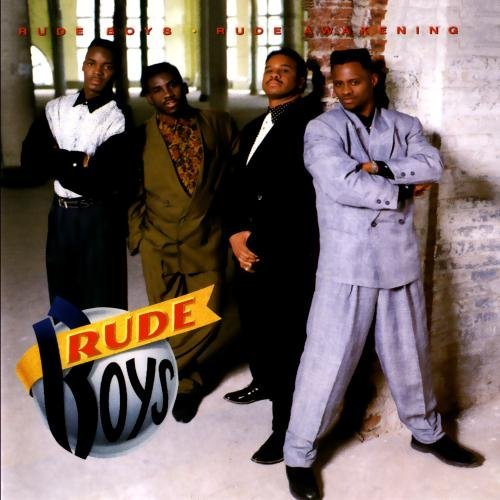 Rude Boys Rude Awakening CD R