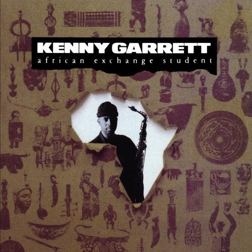 Kenny Garrett African Exchange Student CD R