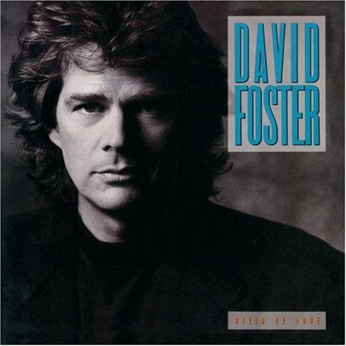 David Foster River Of Love CD R