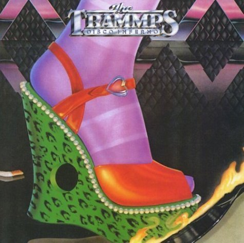 Trammps Disco Inferno CD R