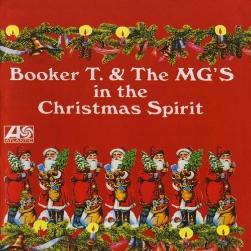 Booker T. & The Mg's In The Christmas Spirit CD R