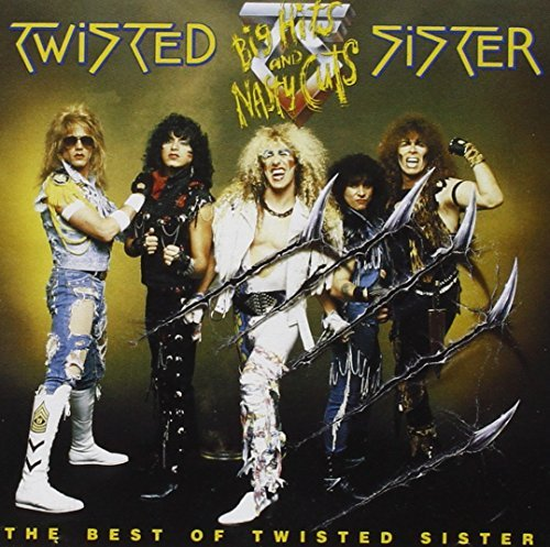 Twisted Sister Best Of Big Hits & Nasty Cuts Explicit Version