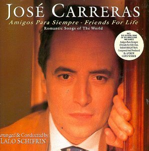Jose Carreras Amigos Para Siempre Friends Fo Carreras (ten)