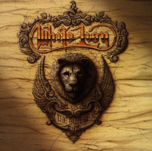 White Lion Best Of White Lion CD R