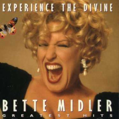 Midler Bette Experience The Divine Greatest