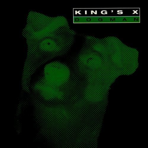 King's X Dogman CD R