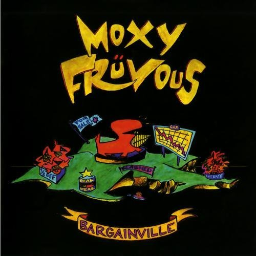 Moxy Fruvous Bargainville CD R