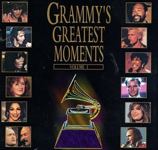 Grammy's Greatest Moments Vol. 1 Grammy's Greatest Momen Collins Sting Idol Eurythmics Grammy's Greatest Moments