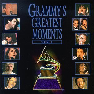 Grammy's Greatest Moments Vol. 2 Grammy's Greatest Momen Joel Aerosmith Bolton Clapton Grammy's Greatest Moments