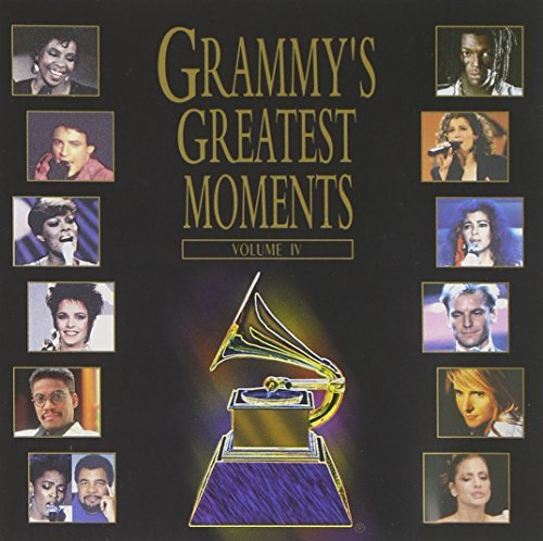 Grammy's Greatest Moments Vol. 4 Grammy's Greatest Momen Seal Sting Etheridge Easton Grammy's Greatest Moments