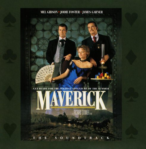 Maverick Soundtrack Gill Montgomery Black Mattea