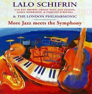 Schifrin Lalo More Jazz Meets The Symphony