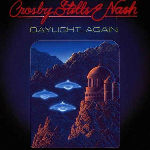 Crosby Stills & Nash Daylight Again Remastered