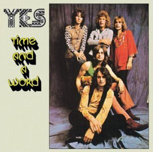 Yes Time & A Word Remastered