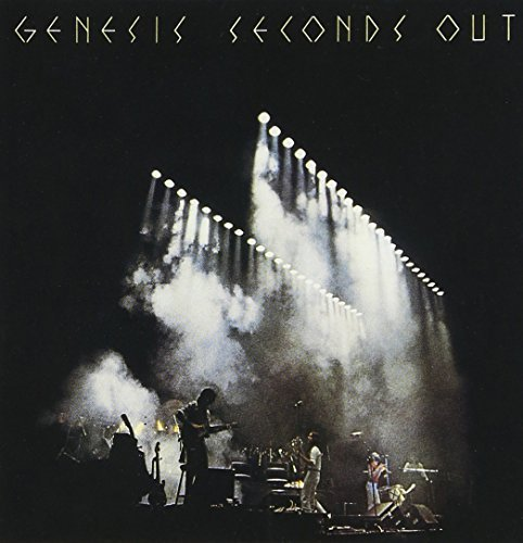Genesis Seconds Out 2 CD Set