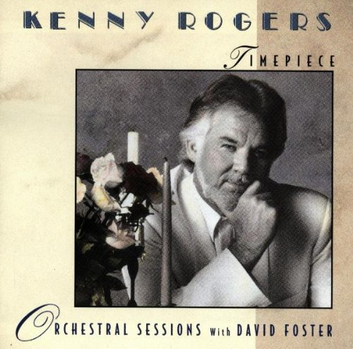 Kenny Rogers Timepiece CD R