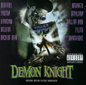 Demon Knight Soundtrack Explicit Biohazard Gravediggaz Megadeth Ministry Pantera Rollins Band