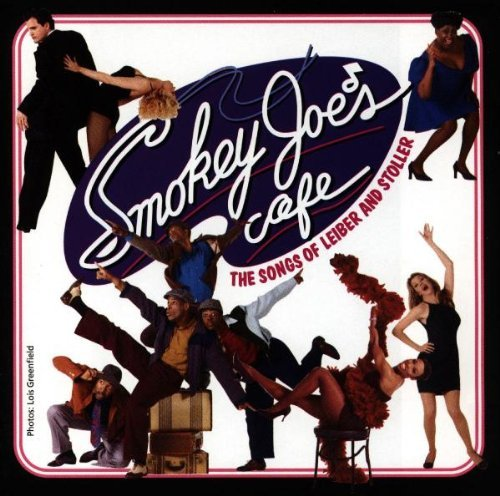 Smokey Joe's Cafe Songs Of Leiber & Stroller 2 CD Set