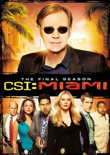 Csi Miami Season 10 Final Season DVD Season 10 Final Season