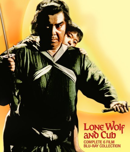 Lone Wolf & Cub Complete 6 Film Collection Lone Wolf & Cub Complete 6 Film Collection Blu Ray Nr 2 Br